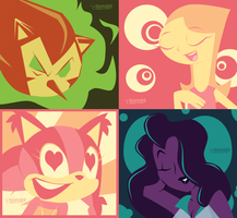 Color palette Meme3 by toongrowner