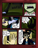 Minutes to... WHAT on EARTH!?! (page one) by Mikage-YoshinoAnerin