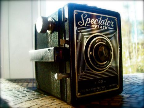 Antique Camera II by translucentstripes