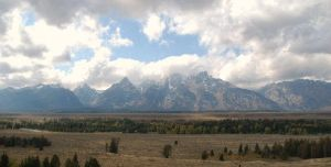 Grand Tetons, Wyoming by Chas757