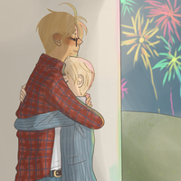 happy new year! by sora-sara