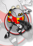 Sonic Channel Egg Robo by E-122-Psi