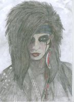 Andy Sixx by X-rip