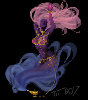 Jinn by Tophats-and-Teacups