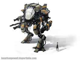 Mech Design by JonathanP45