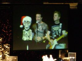 Achmed, Jeff, and Guitar Guy by grey-ghostfreak