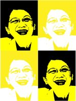 Corazon Aquino by teamjanibot