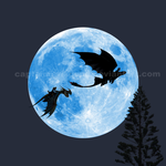 NF - The Night Fury by CaptainLevisQuad