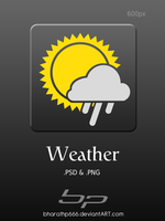 Android: Weather by bharathp666
