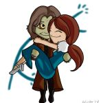 Rumbelle for the Fluff Fest by winterelf86