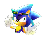 Doodle : Sonic Riders by Baitong9194