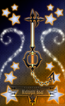 Keyblade Midnight Roar by Marduk-Kurios