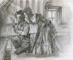 Sweeney Todd by SpottedNymph