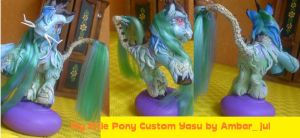 Little pony custom kirinI by AmbarJulieta