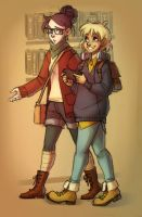 So much to do together by Vampiii