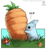 big carrot indeed by ShikaruOC