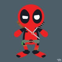 ADC: Deadpool by striffle