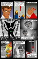 Blood page 1 by digitalcool1021