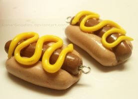 Hot Dogs by Luna-Goodies