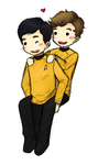 S/C: Warp speed, Mr. Sulu! by xCheckmate