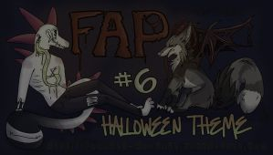 Free Art Project #6: HALLOWEEN THEME by b0h3m3