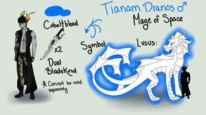 Tianam Dranos Ref - Commish by Dragon-Wolf-Lover