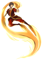 ATLA: Fire by c-dra