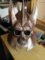 King's Helmet by tarrer