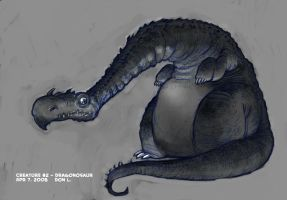 Creature Concept 2 by southercomfort