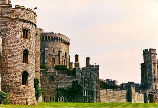 House of Windsor by haloeffect1