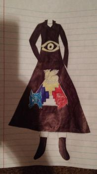 What is in Yugi's Closet Contest!: Back View by JayJayAnimeLover2000