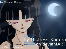 In The Moonlight by Mistress-Kagura