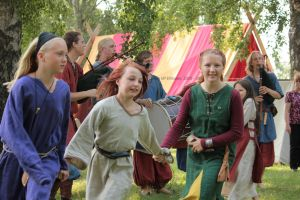 Dance of the Norse Children by cleriksson