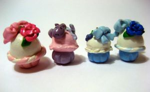 New Cupcakes by mAd-ArIsToCrAt