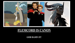 Flemcord is Canon by ThatBronyWithGlasses