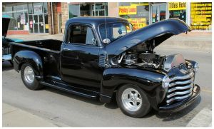 Sharp Early 50's Chevy Truck by TheMan268