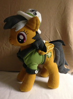 Daring Do Plush by GolemGeekery