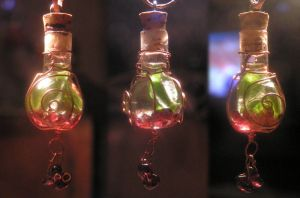 Magic Vial - Flame of Passion by Izile