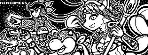 Miiverse: - SSB Newcomers? - by Erynfall