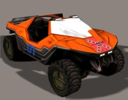 general lee in Halo by Robotlouisstevenson