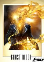 Ghost Rider by Marvelfans