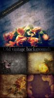 Old vintage backgrounds by DiZa-74