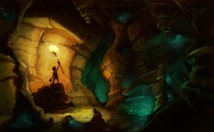 cave of wonder if I can paint by Brett2DBean