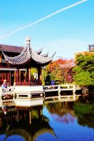 HDR:chinese garden by avatare