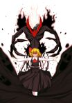 Crossover Rumia and Darkrai by Rouzille