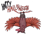 Happy Halloween by TornFeathers