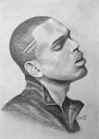 Chris Brown by LixxMyLipz