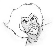 Lord Lion-O by genekelly