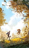 The pic nic spot. by PascalCampion