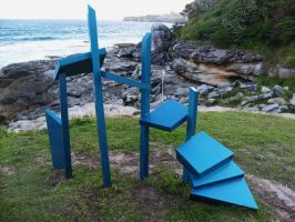 Sculpture by the Sea 2009-27 by ARTmonkey90
